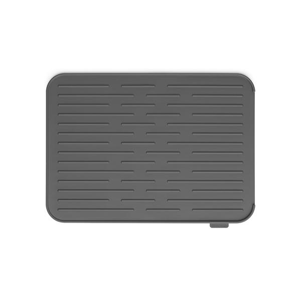 Силиконова подложка за съдове Brabantia 33х44cm, Dark Grey