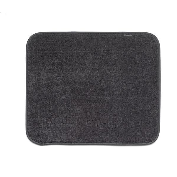 Микрофибърна подложка за съдове Brabantia Dark Grey