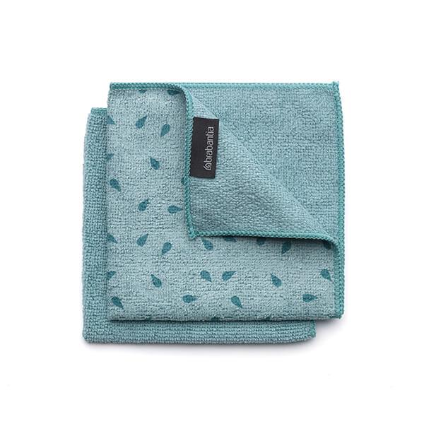 Микрофибърни кърпи Brabantia Mint, 2 броя
