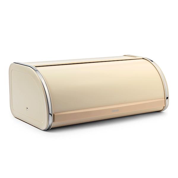 Кутия за хляб Brabantia Roll Top Almond(1)