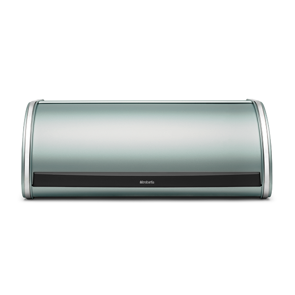 Кутия за хляб Brabantia Roll Top Metallic Mint