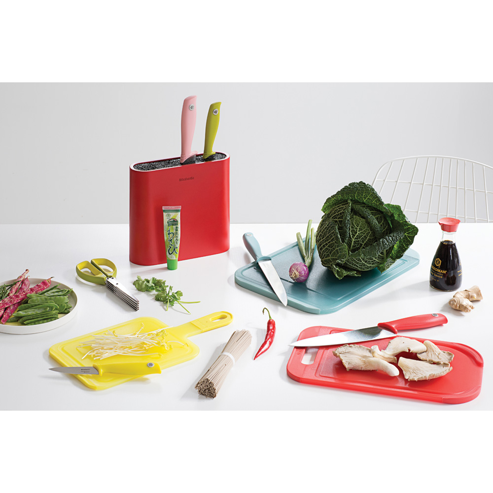 Тирбушон Brabantia Tasty Colours Red (12)