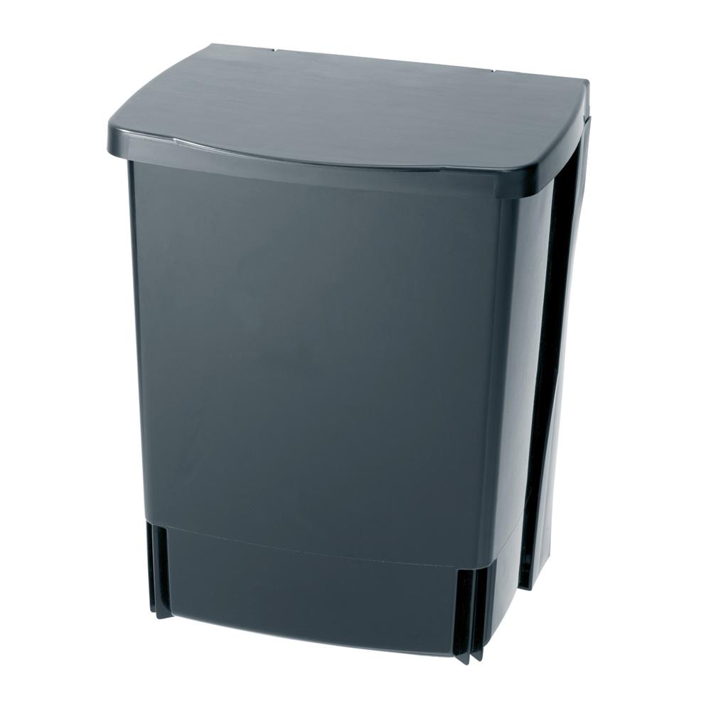 Кош за смет за вграждане Brabantia Built-In 10L, Black(2)