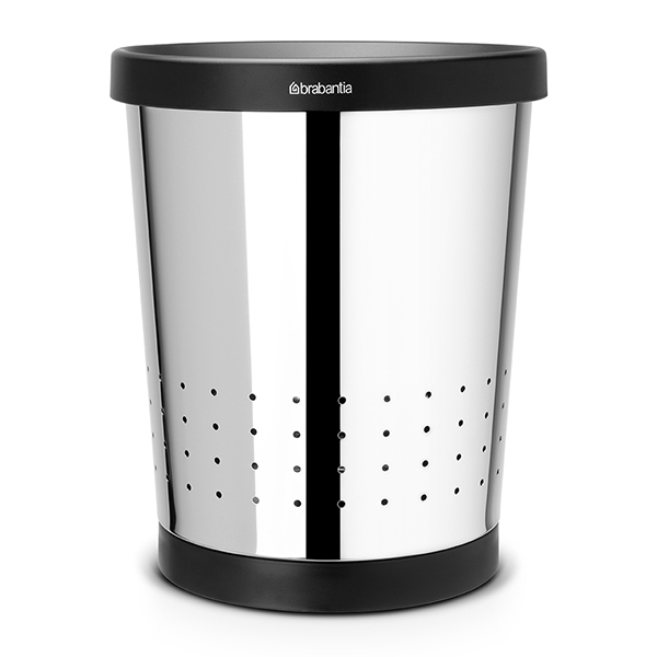 Кош за хартия Brabantia 11L, Brilliant Steel