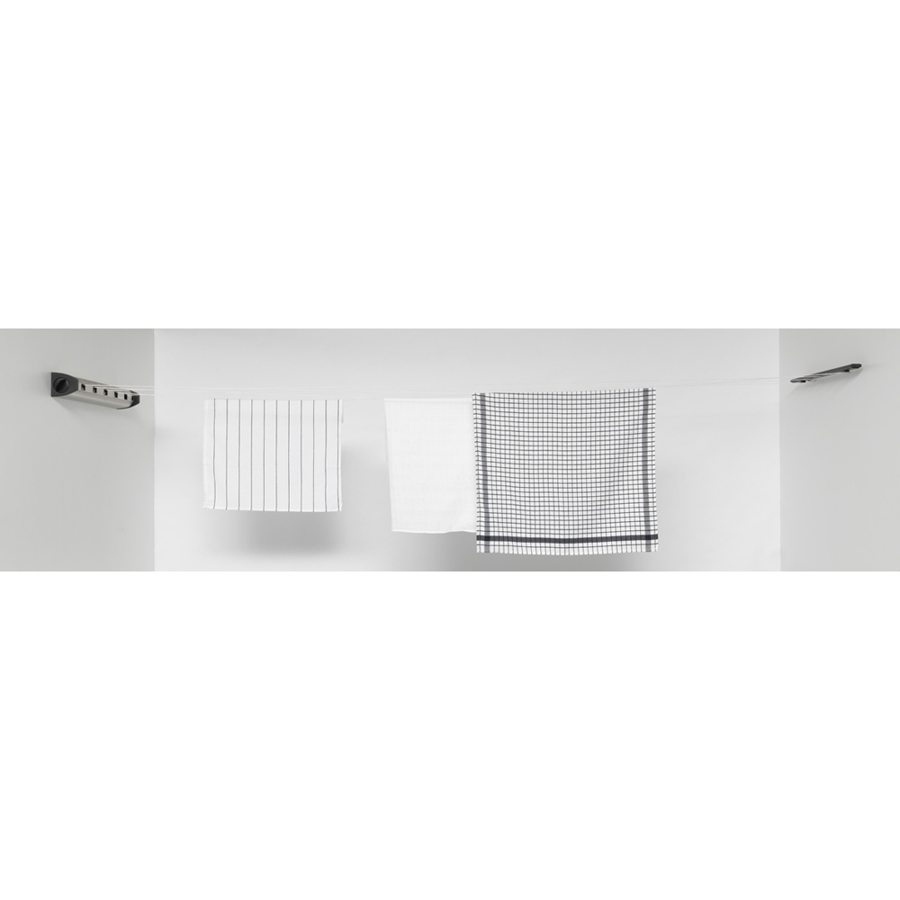 Простор Brabantia Pull-out 22m, Matt Steel(5)