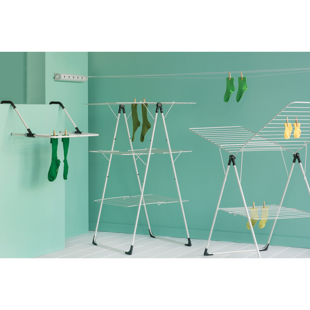 Простор Brabantia Pull-out 22m, Matt Steel(6)