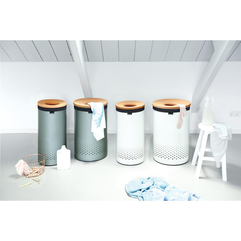Торба за кош за пране Brabantia Selector 55L Grey (5)