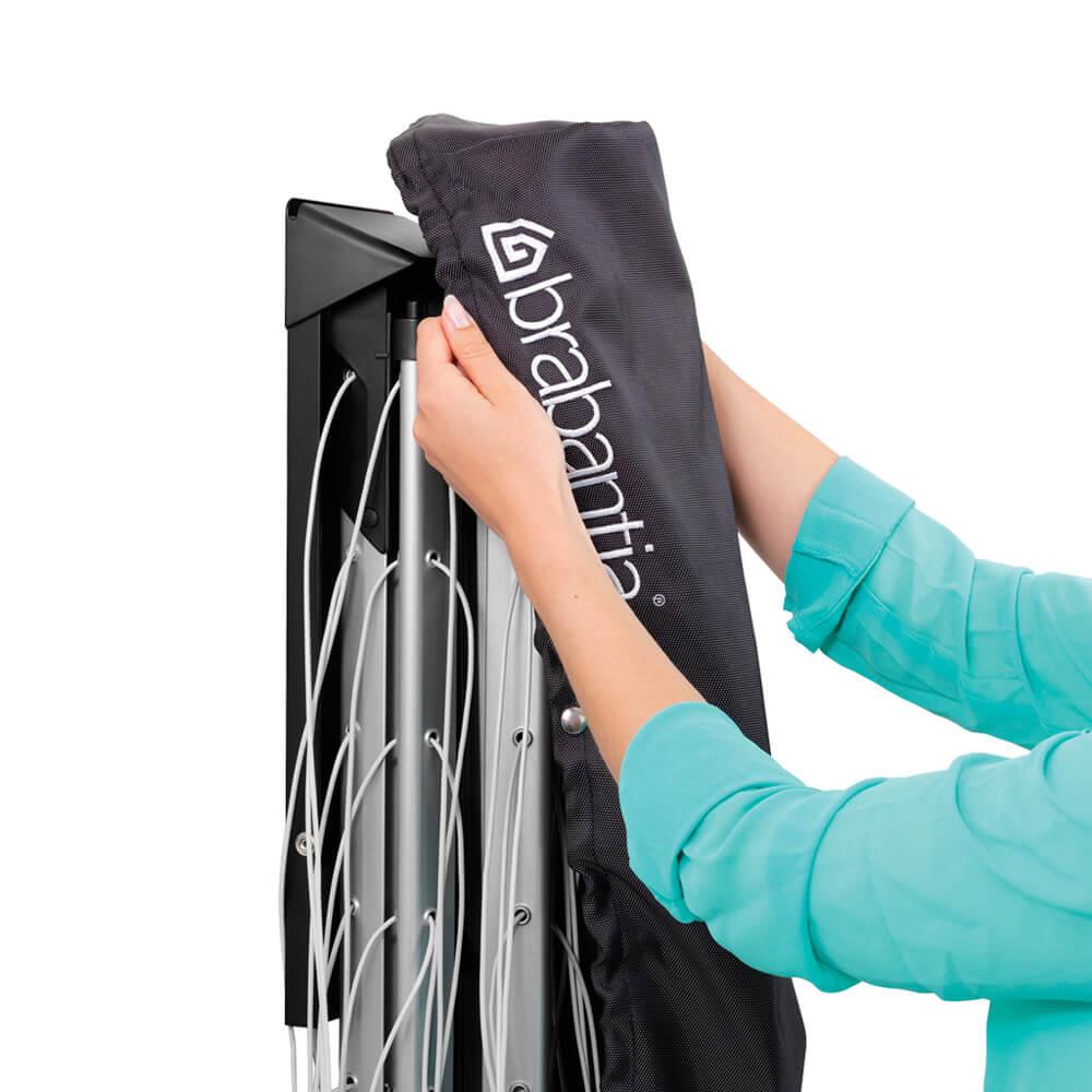 Калъф за стенен простор Brabantia WallFix Black(2)