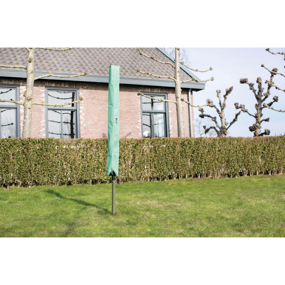 Калъф за външен простор Brabantia Lift-O-Matic, Premium, Essential, Topspinner, Black(2)