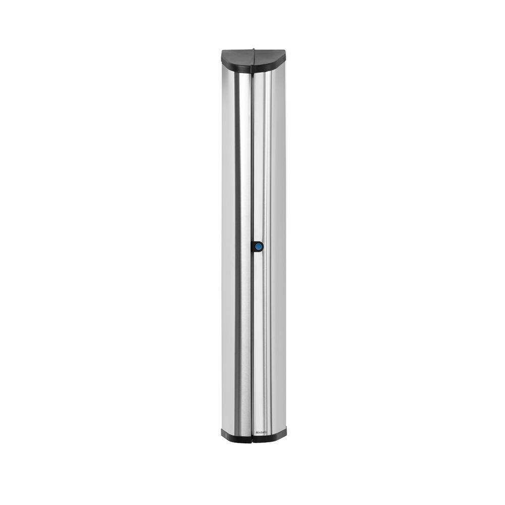 Кутия за простор за стена Brabantia WallFix Stainless Steel