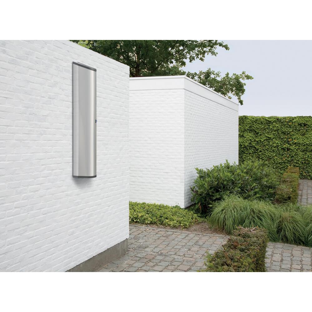 Кутия за простор за стена Brabantia WallFix Stainless Steel(8)