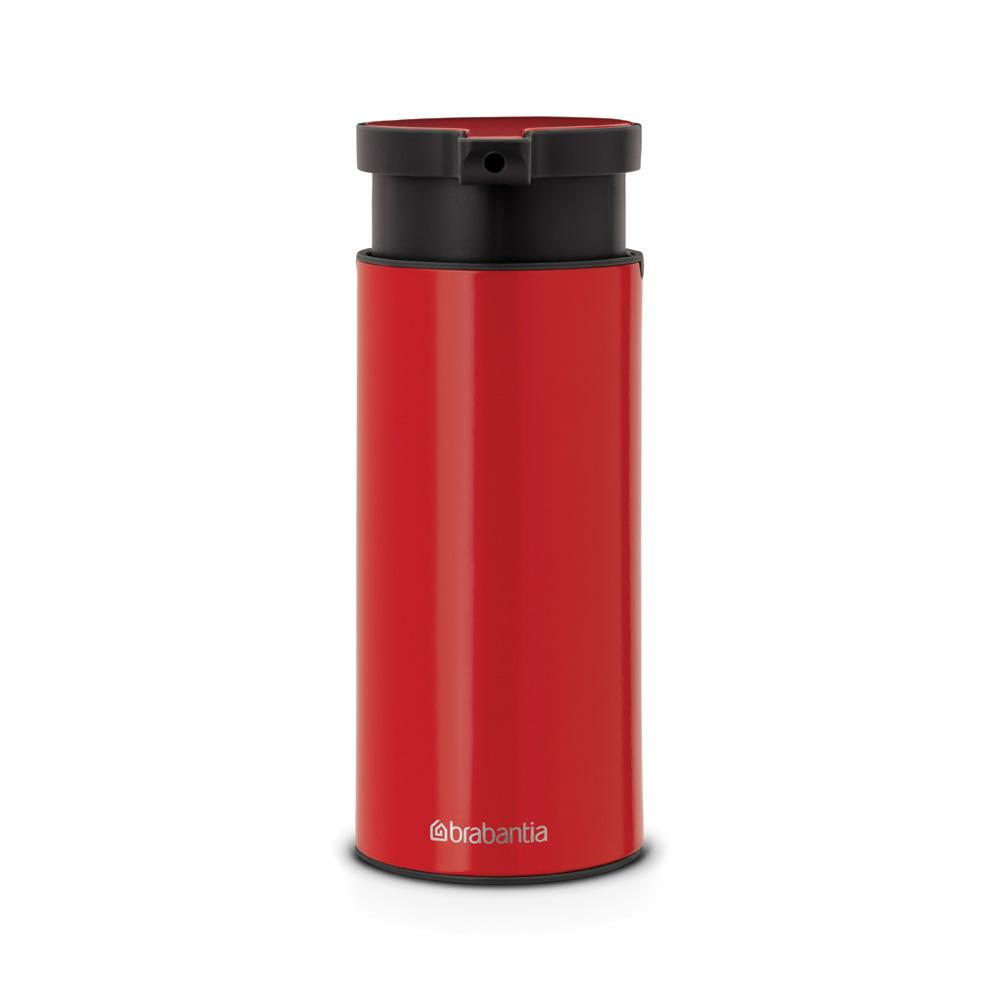 Дозатор за течен сапун Brabantia Passion Red
