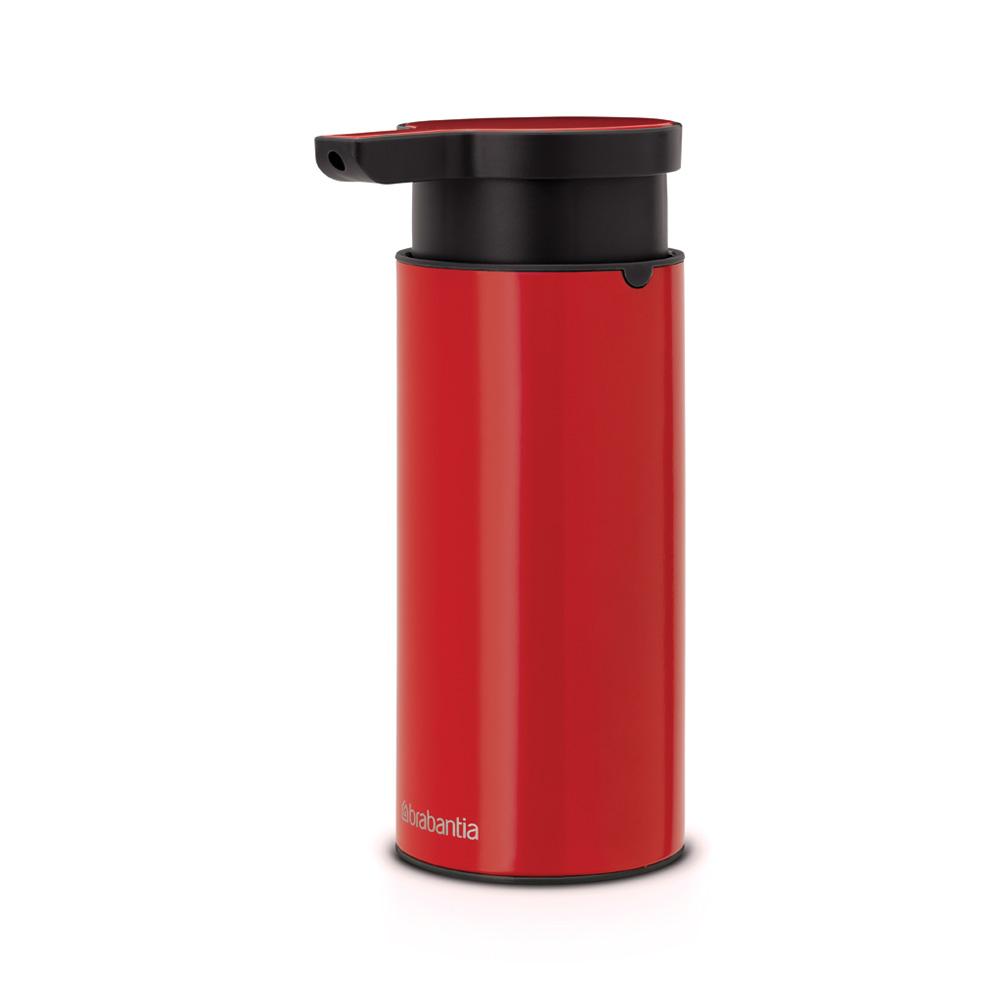 Дозатор за течен сапун Brabantia Passion Red(2)