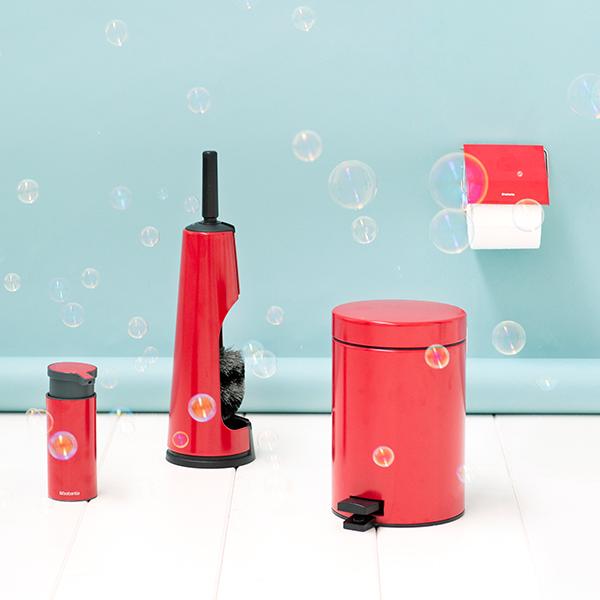Дозатор за течен сапун Brabantia Passion Red(3)