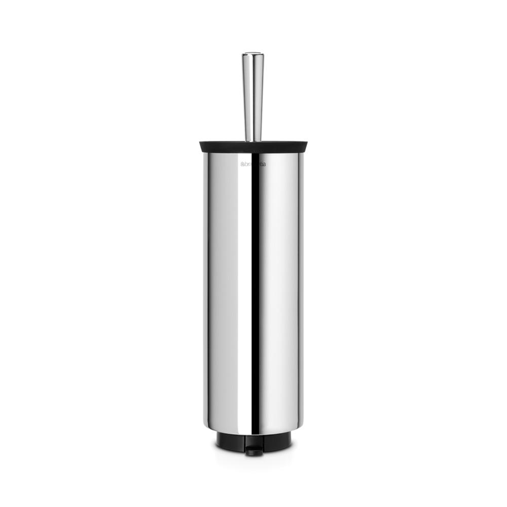 Четка за тоалетна Brabantia Profile Matt Steel