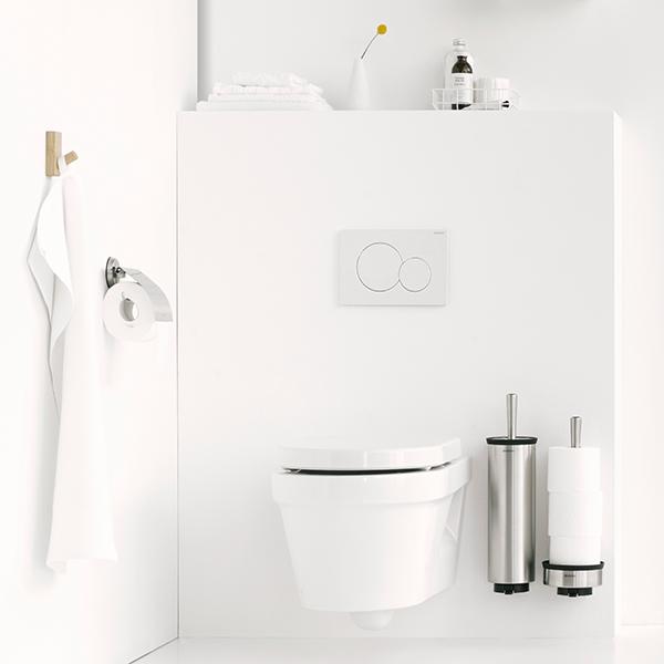 Четка за тоалетна Brabantia Profile Matt Steel(6)