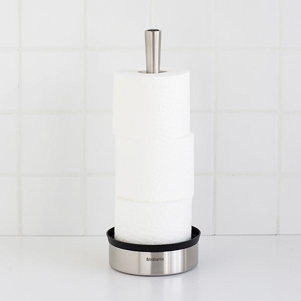 Стойка за резервна тоалетна хартия Brabantia Profile Brilliant Steel(3)