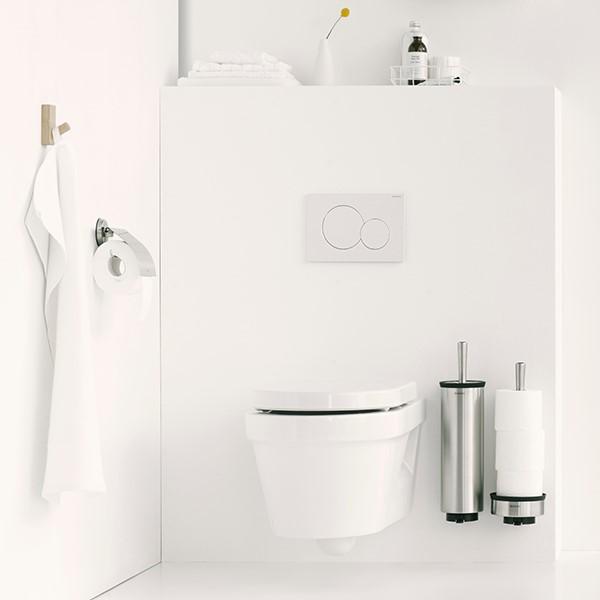 Стойка за резервна тоалетна хартия Brabantia Profile Brilliant Steel(9)