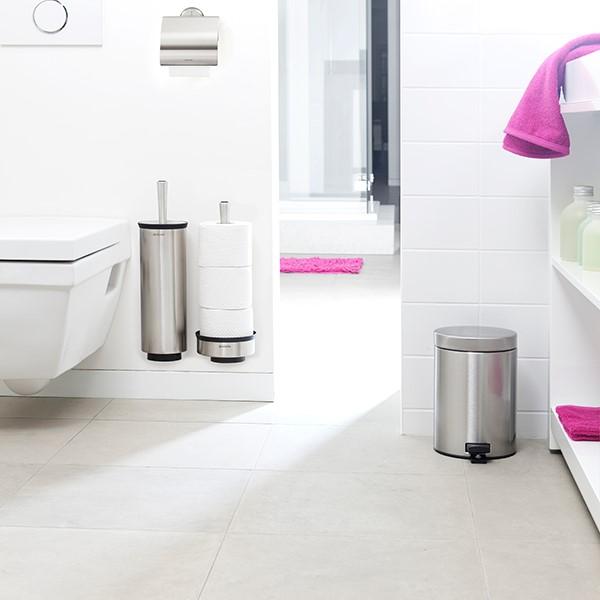 Стойка за резервна тоалетна хартия Brabantia Profile Matt Steel(10)