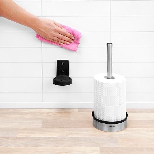 Стойка за резервна тоалетна хартия Brabantia Profile Matt Steel(13)