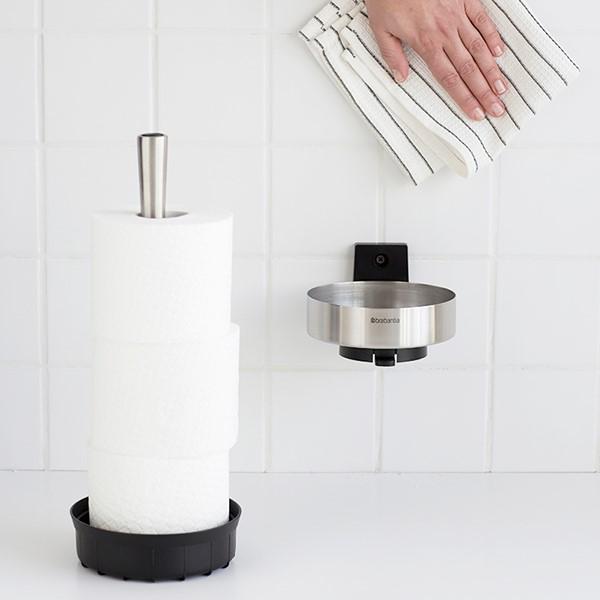 Стойка за резервна тоалетна хартия Brabantia Profile Matt Steel(4)