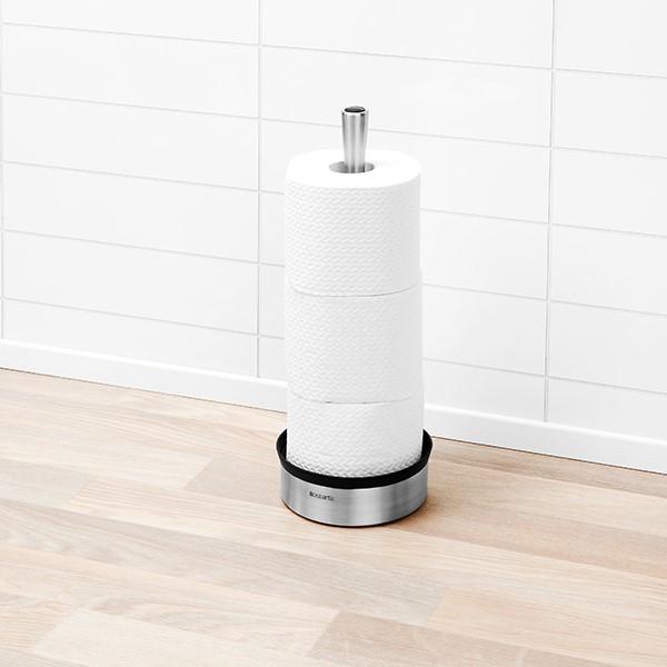 Стойка за резервна тоалетна хартия Brabantia Profile Matt Steel(5)