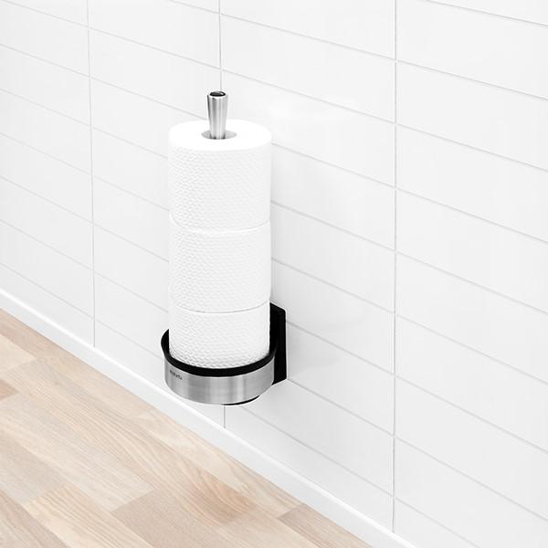 Стойка за резервна тоалетна хартия Brabantia Profile Matt Steel(6)