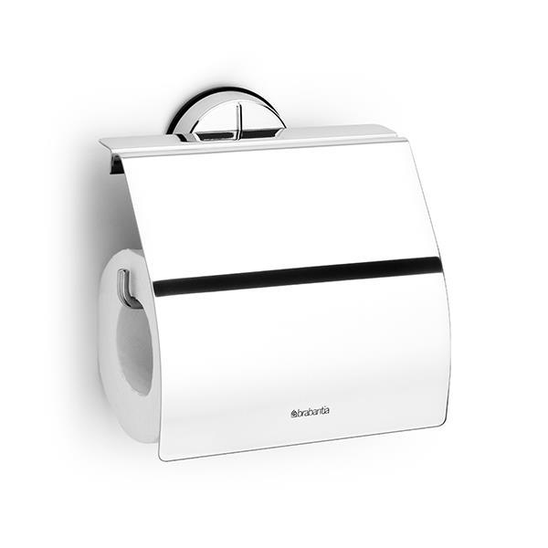 Държач за тоалетна хартия Brabantia Profile Brilliant Steel(1)