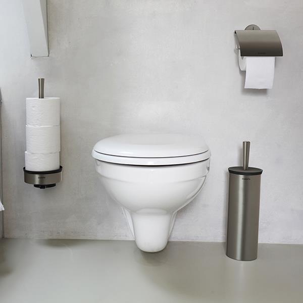 Четка за тоалетна Brabantia Profile Platinum(1)