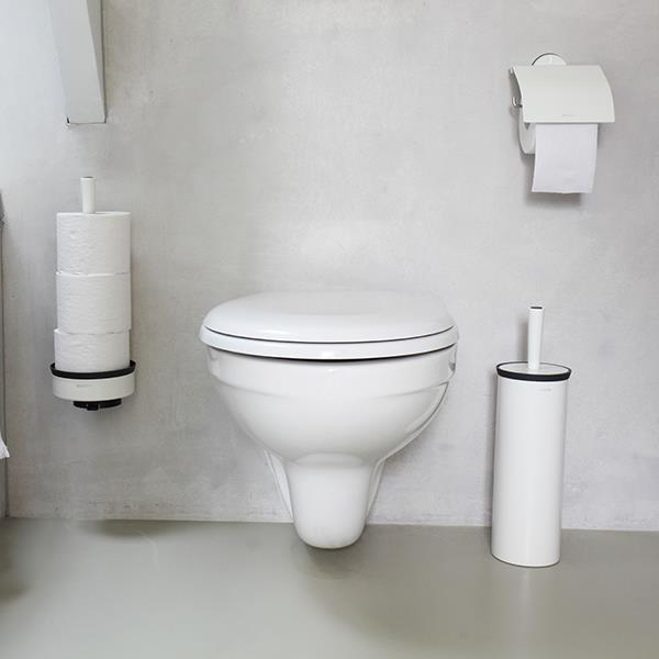 Четка за тоалетна Brabantia Profile Pure White(1)