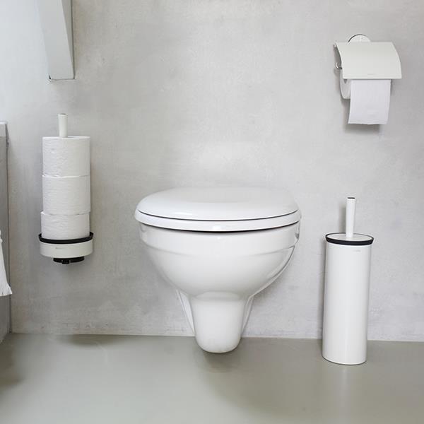 Държач за тоалетна хартия Brabantia Profile White(1)