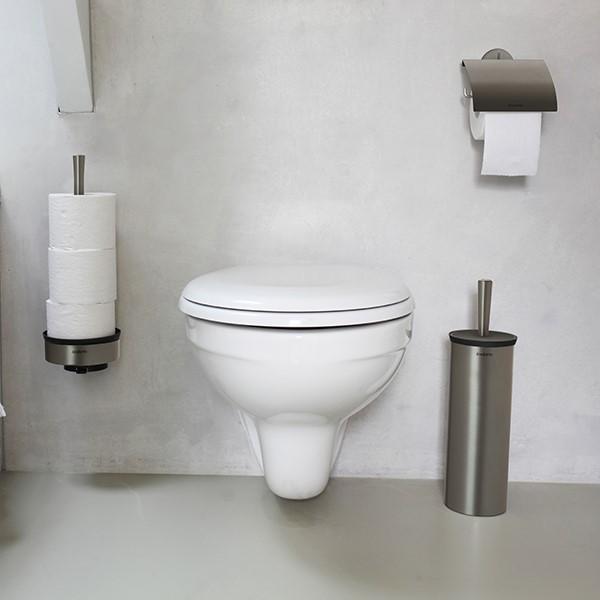 Стойка за резервна тоалетна хартия Brabantia Profile Platinum(1)
