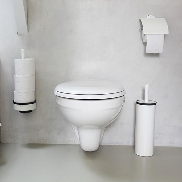 Стойка за резервна тоалетна хартия Brabantia Profile White(1)