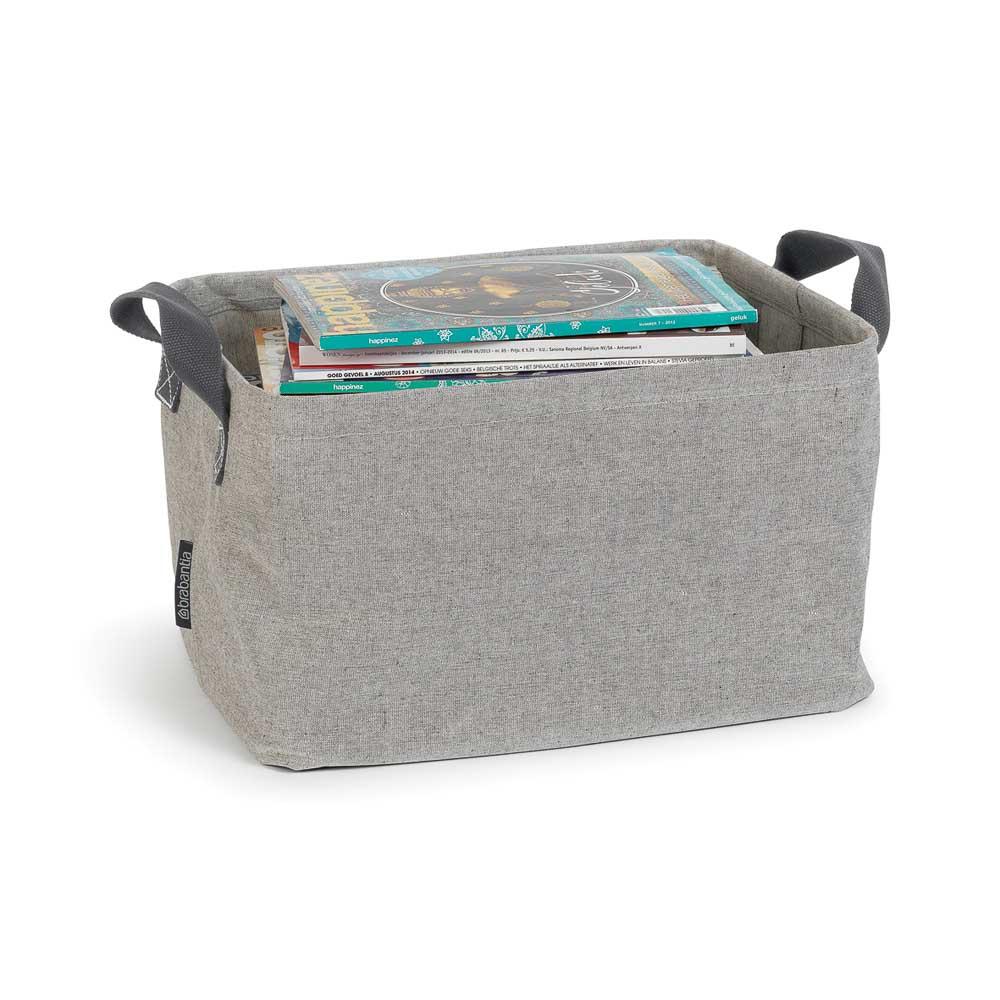 Сгъваем панер за пране Brabantia 35L, Grey(11)
