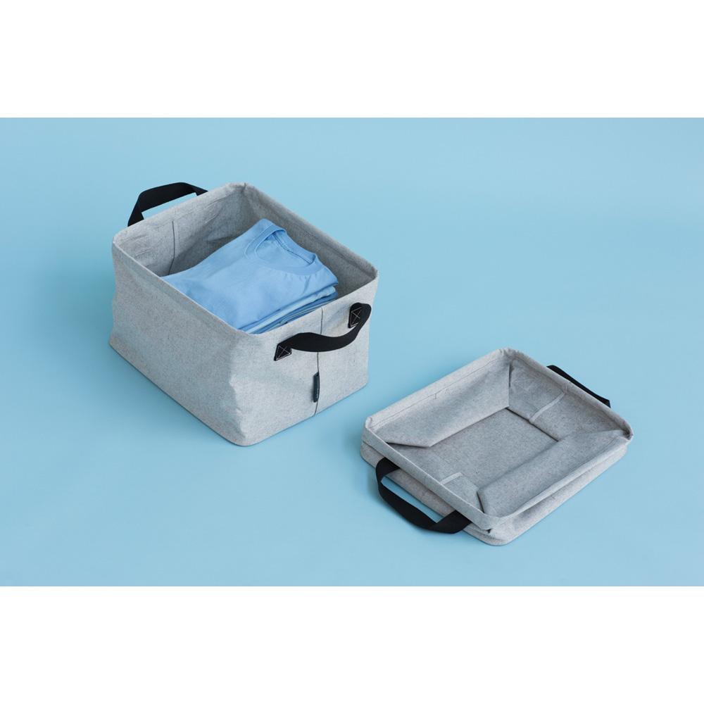 Сгъваем панер за пране Brabantia 35L, Grey(5)