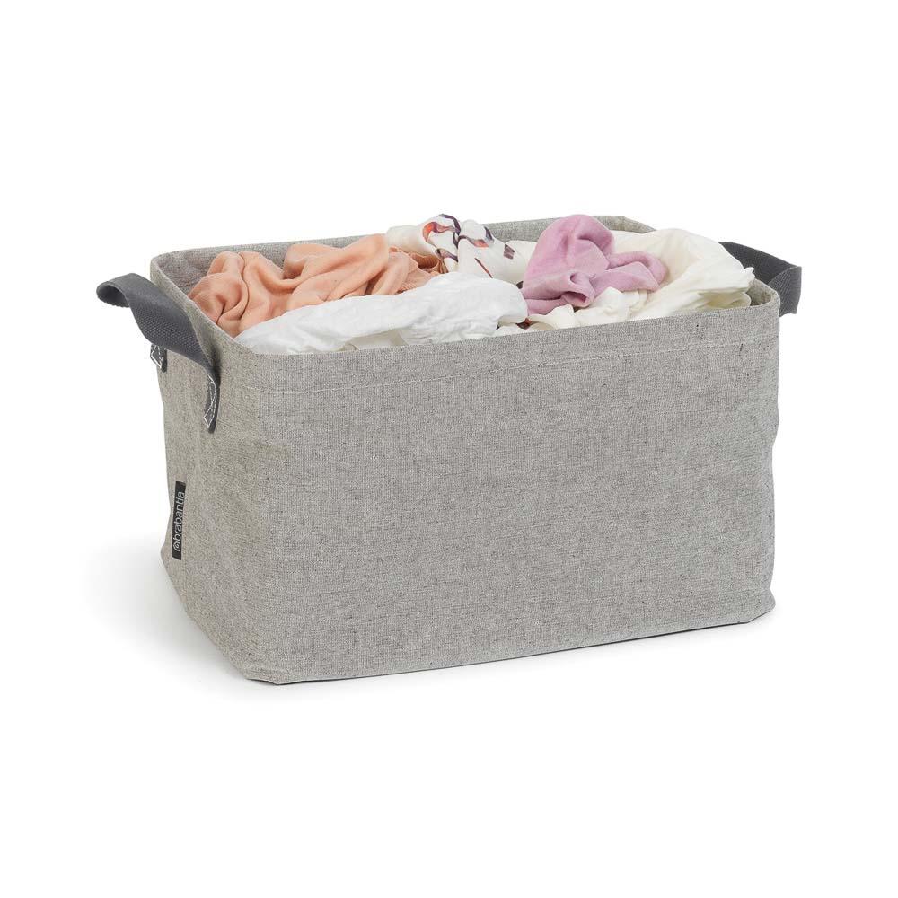 Сгъваем панер за пране Brabantia 35L, Grey(8)
