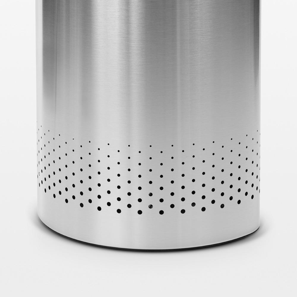 Кош за пране Brabantia Selector 55L, Matt Steel(3)