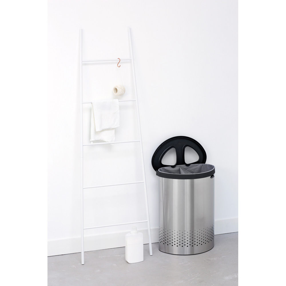 Кош за пране Brabantia Selector 55L, Matt Steel(8)