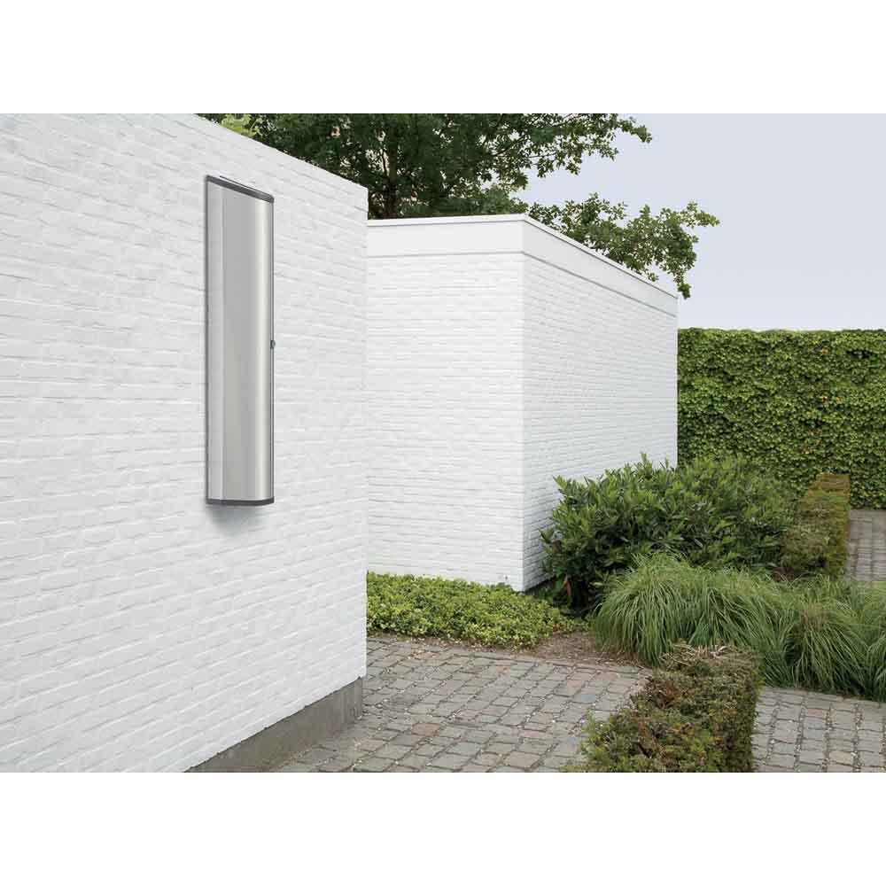 Простор за стена Brabantia WallFix 24m, Metallic Grey, кутия(15)