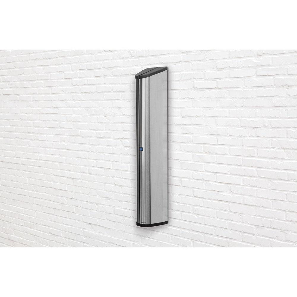 Простор за стена Brabantia WallFix 24m, Metallic Grey, кутия(7)