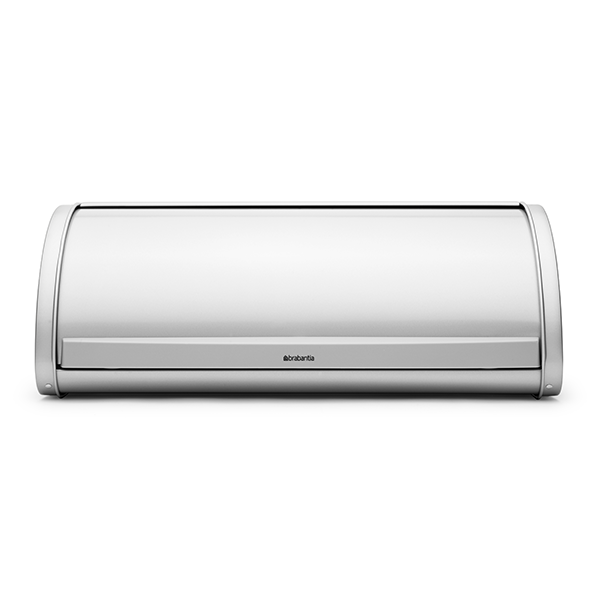 Кутия за хляб Brabantia Roll Top Metallic Grey