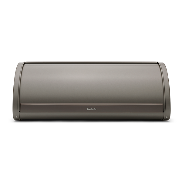 Кутия за хляб Brabantia Roll Top Platinum