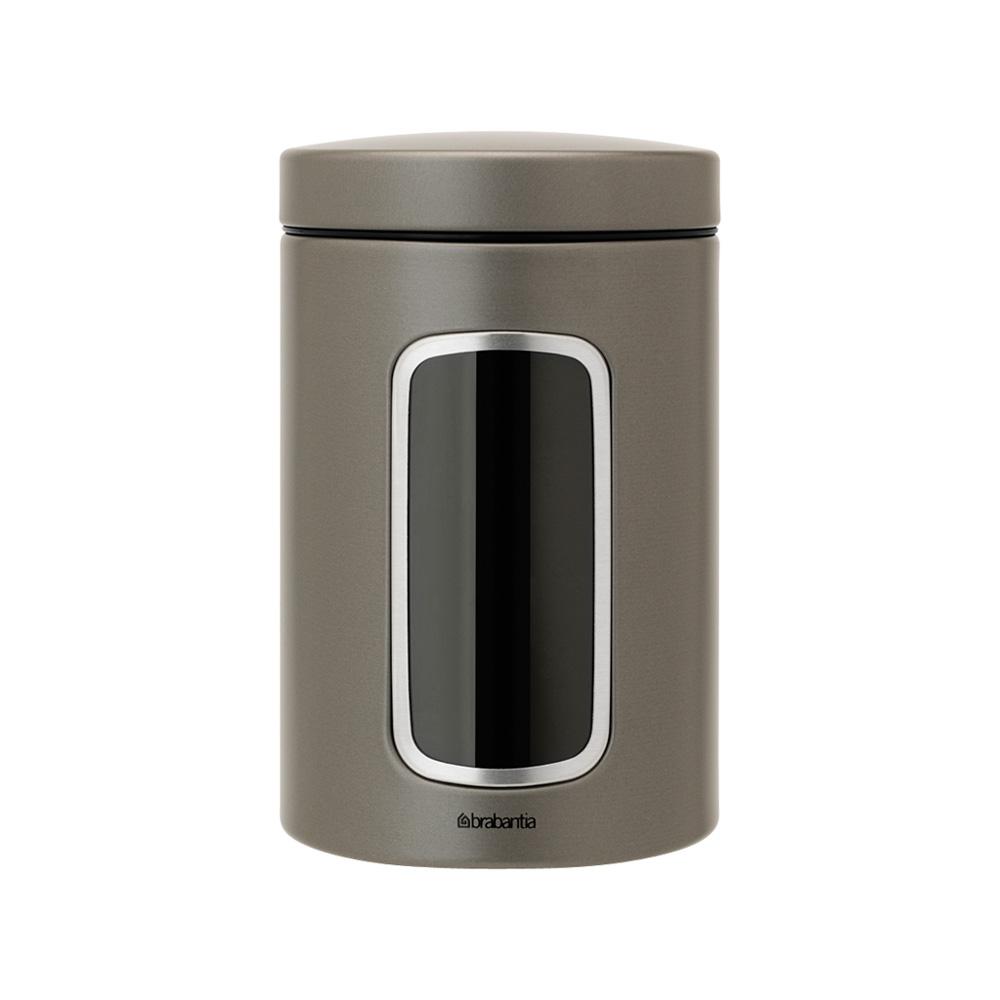 Буркан Brabantia Window 1.4L, Platinum
