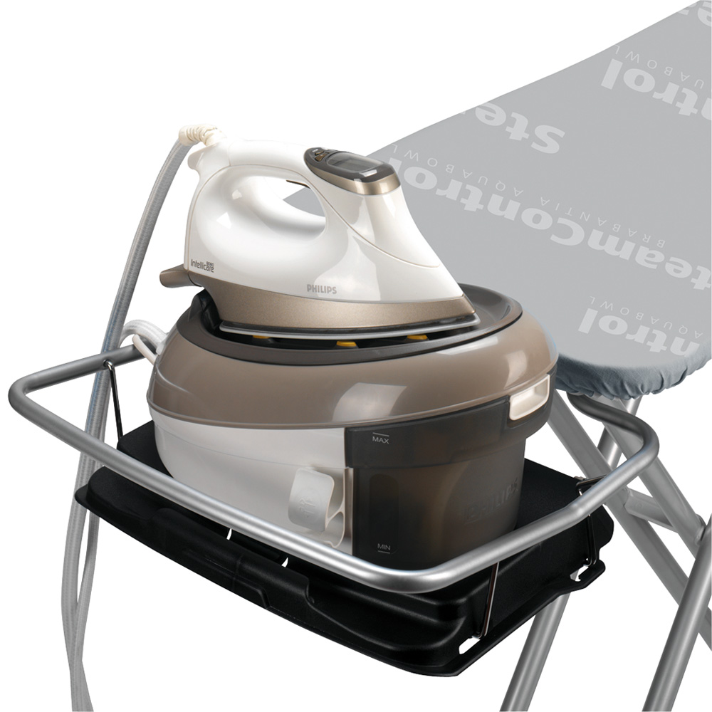 Маса за гладене Brabantia C 124x45cm Steam Control Aqua Bowl(7)