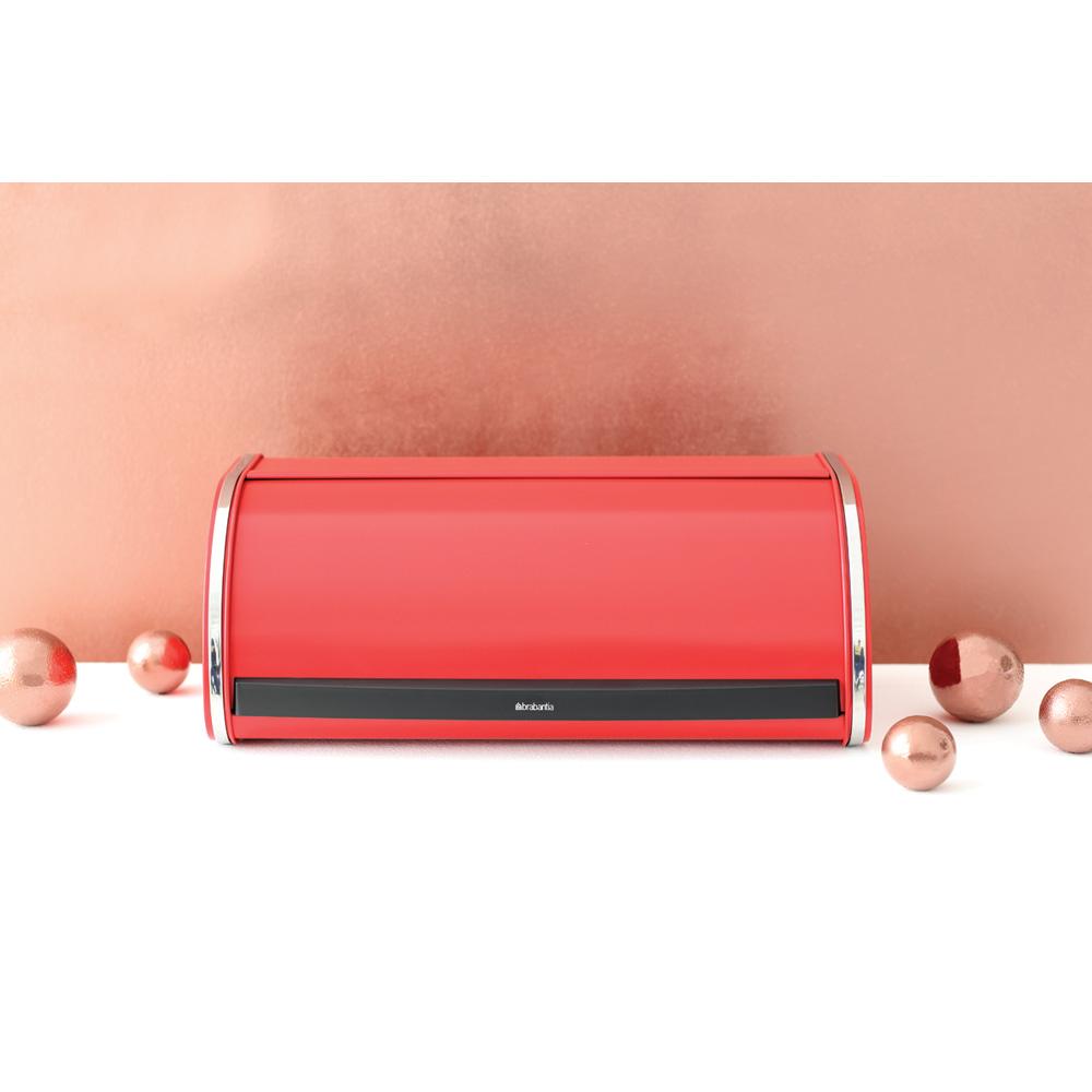 Кутия за хляб Brabantia Roll Top Passion Red(3)