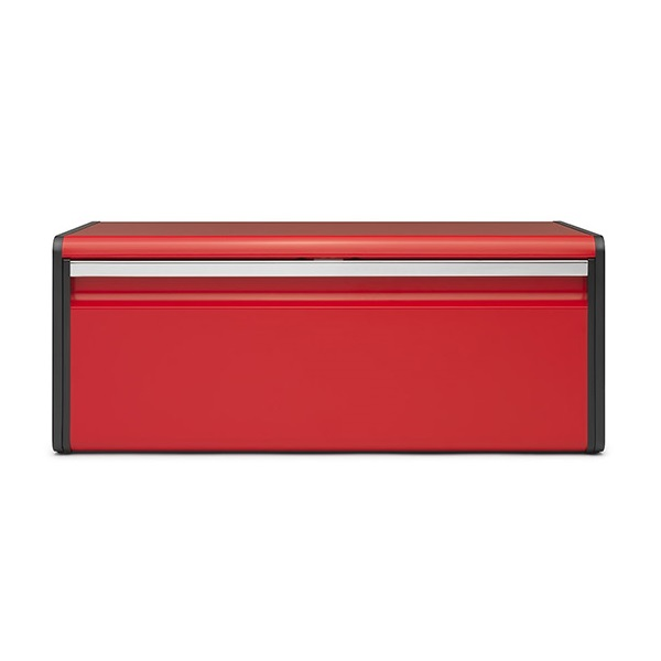 Кутия за хляб Brabantia Fall Front Passion Red
