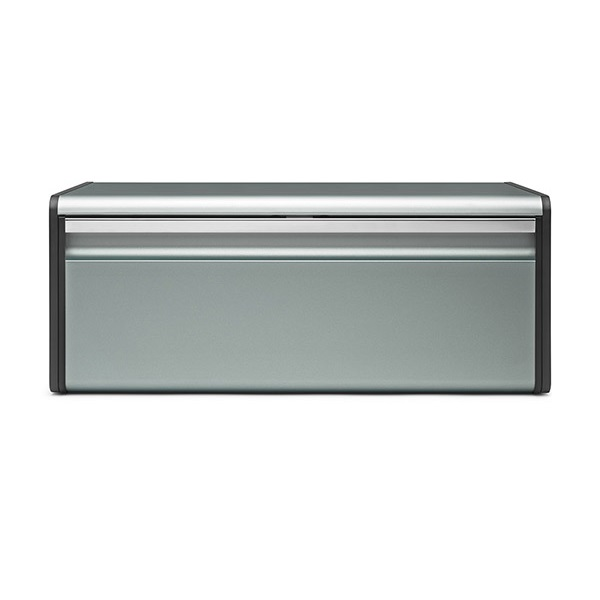 Кутия за хляб Brabantia Fall Front Metallic Mint