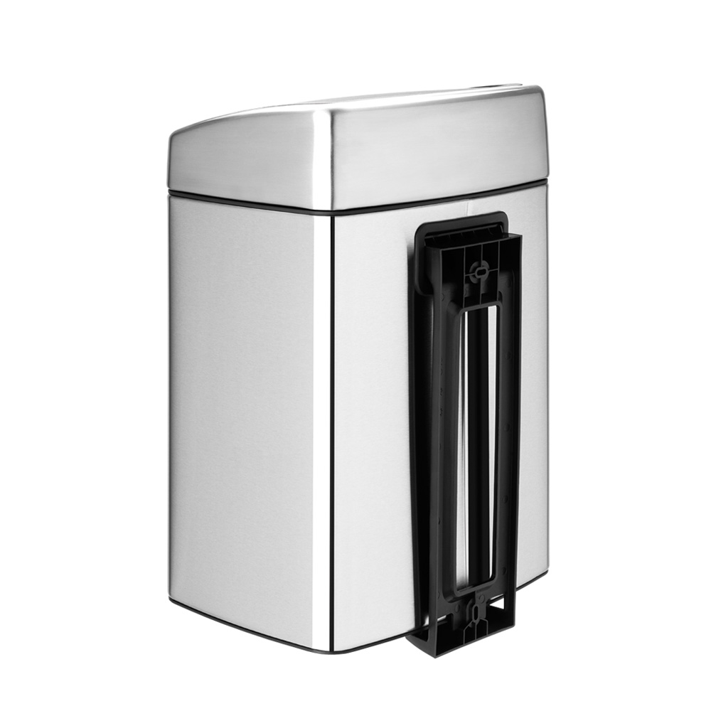 Кош за смет Brabantia Touch Bin 10L, Matt Steel Fingerprint Proof(5)