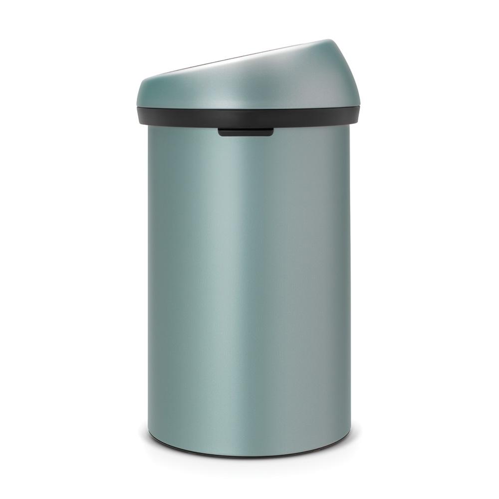 Кош за смет Brabantia Touch Bin 60L, Metallic Mint(2)