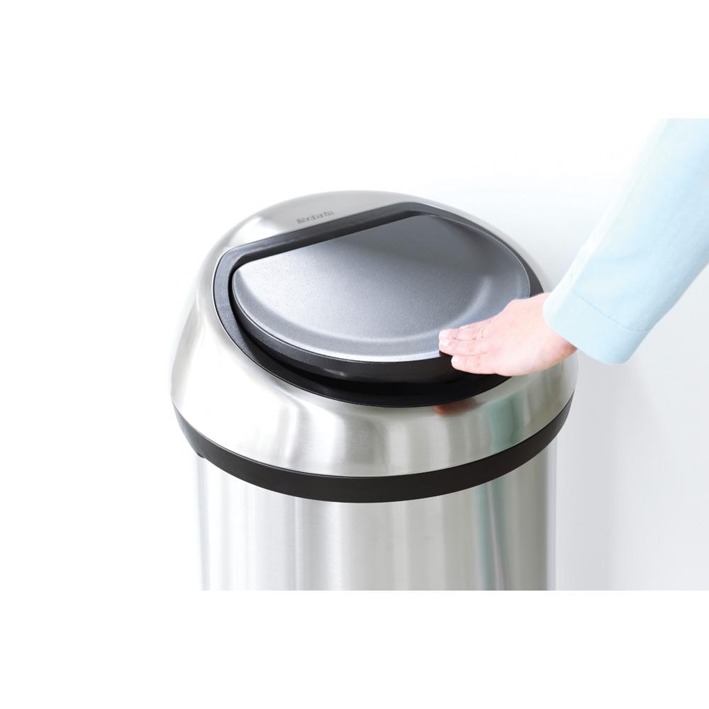 Кош за смет Brabantia Touch Bin 60L, Metallic Mint(7)